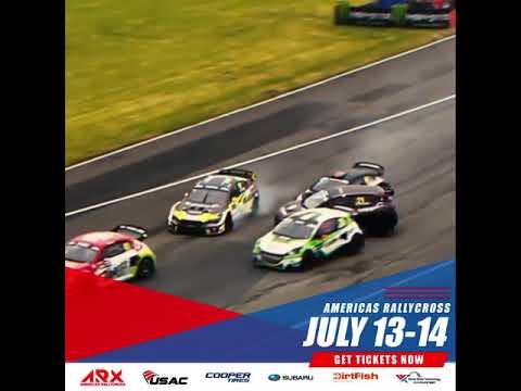 2019 Americas Rallycross at World Wide Technology Raceway 2