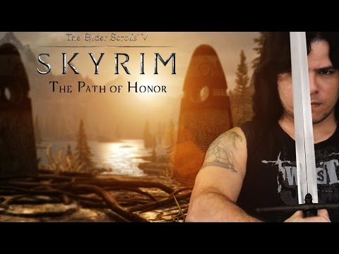 SKYRIM : The Path of Honor  - Original Epic Metal song