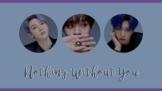 thaisub Ab6ix 에이비식스 - Nothing Without You woong, Donghyun, Daehwi