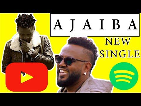 Ziggy Zaga ft. Abebe Kefeni - Ajaiba | አጃኢባ - New Ethiopian Music 2018 (Official Audio)