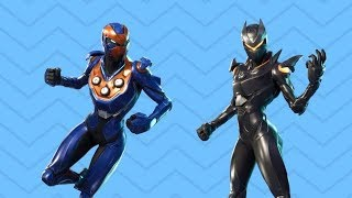 FORTNITE CRITERION AND OBLIVION SKINS ARE BACK!