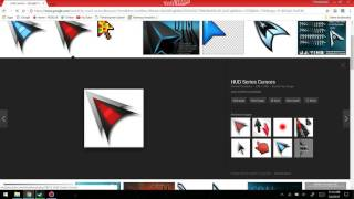 How to change your ROBLOX cursor