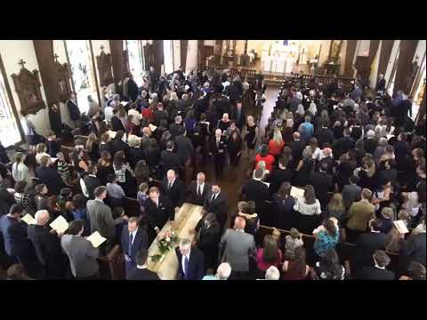 Funeral Mass for Dr. Patrick Keats