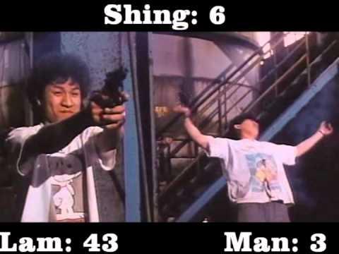 Heroic Brothers (1991) Lam Wai, Alex Man & Shing Fui-on killcount
