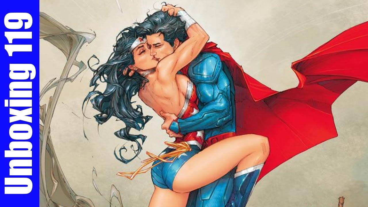 Картинки супермен и бэтмен девушки