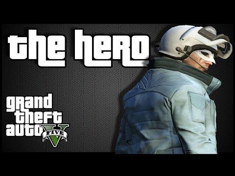 The Hero | Destroying Tryhards in GTA 5 Online Freemode