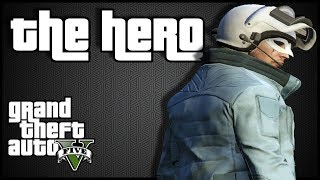 Video The Hero | Destroying Tryhards in GTA 5 Online Freemode download MP3, 3GP, MP4, WEBM, AVI, FLV Januari 2018