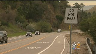 Bike Accident Leads To Safety Improvements On La Tuna Canyon Road