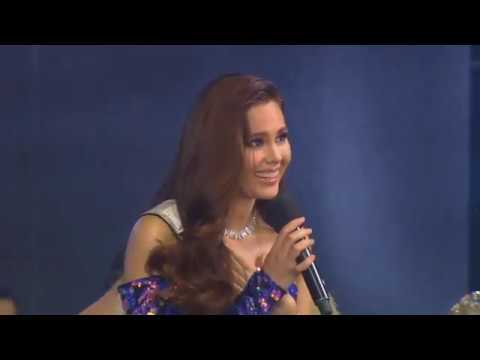 Catriona Gray speech at Miss Universe Thailand 2019 Final Competition