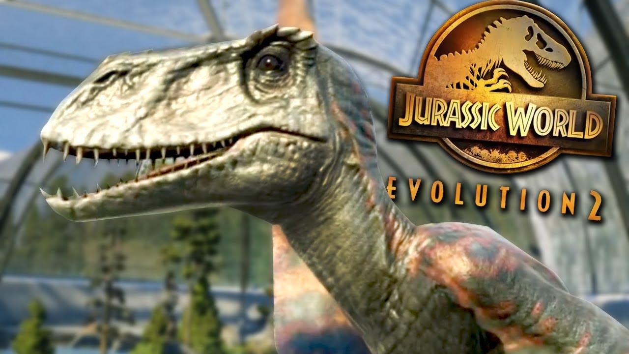 Jurassic World Evolution 2 : Dimorphodon | Species Field Guide HD
