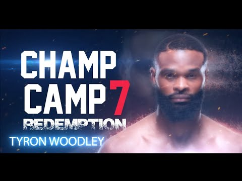 UFC Fight Night 171: Champ Camp 7 Tyron Woodley Ep.1
