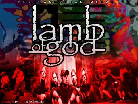 Lamb of God-Vigil (lyrics)