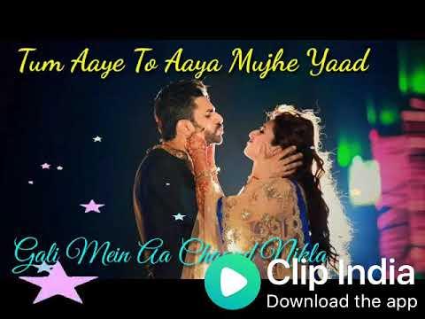 Download free mp3 song tum aaye to aaya mujhe yaad.
