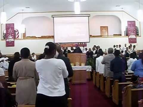 Conclusion Rev. Elmo Garner Whooping MCBC Lake Charles, Louisiana