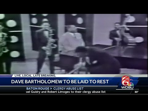Dave Bartholomew laid to rest in New Orleans