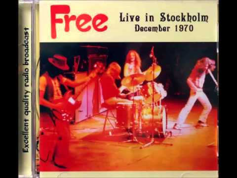 free live stockholm 1970