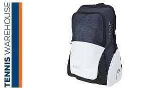 Head Djokovic Speed Tennis Backpack