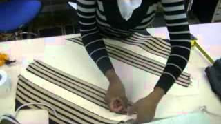 How To Revamp A Foot Stool Part 2