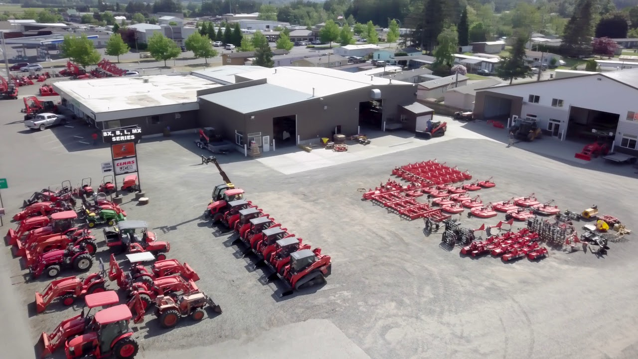 Kubota Dealers Lynden | Washington Tractor Lynden | Farmers