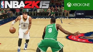 NBA 2K15 - My Career: Pulga X Rondo [Xbox One]