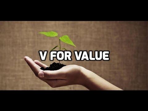 V for Value ft Doug Casey