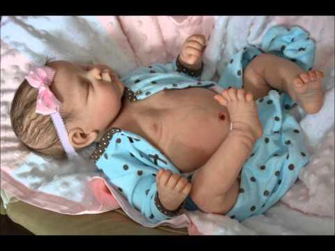 ~ Reborn Baby Girl Dakota ~ Andi by Linda Murray