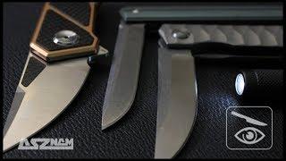 Обзор и розыгрыш трех ножей