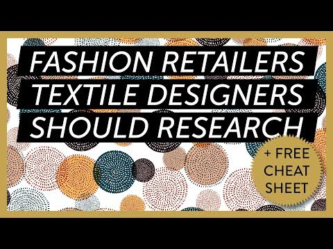 TOP 5 FASHION BRANDS TEXTILE DESIGNERS SHOULD RESEARCH