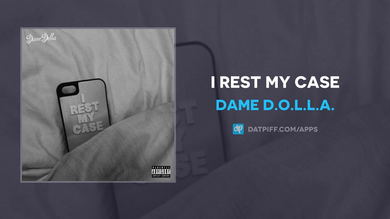 Damian Lillard - I Rest My Case (Shaq Diss)(AUDIO)