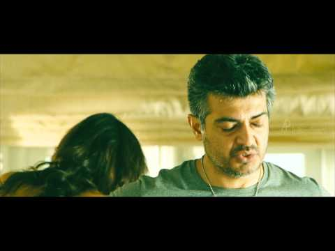 Mankath - Ajith - Lakshmi Rai - Trisha Love Scene [HD]