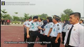 Capaian Kinerja Kantor Wilayah Kementerian Hukum dan HAM Kalimantan Tengah
