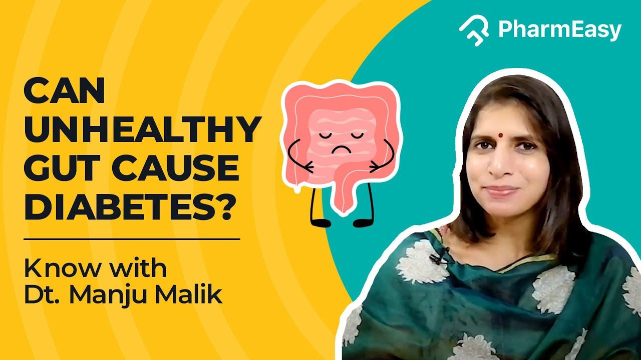 Digestion & Diabetes: Improve your gut health | Are probiotic foods healthy? Ft. Dt Manju Malik