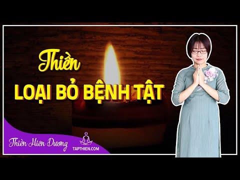 THIỀN CHỮA BỆNH (Âm Thanh Chuẩn) | Hướng Dẫn Ngồi Thiền Chữa Bệnh Tận Gốc - Thiền Hiên Dương