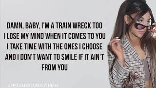 Ariana Grande & Social House - boyfriend (Lyrics)