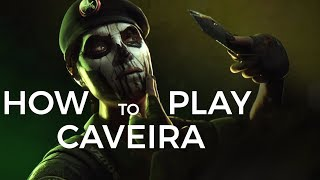 How to play Caveira (Rainbow Six Siege Guide)