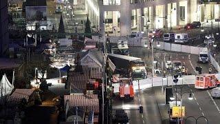Шокирующие кадры теракта в Берлине. Комментарий экперта