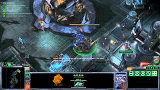 Starcraft 2: Wings of Liberty - Piercing the Shroud