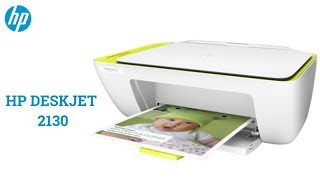 HP DESKJET 2130 Review and Specification