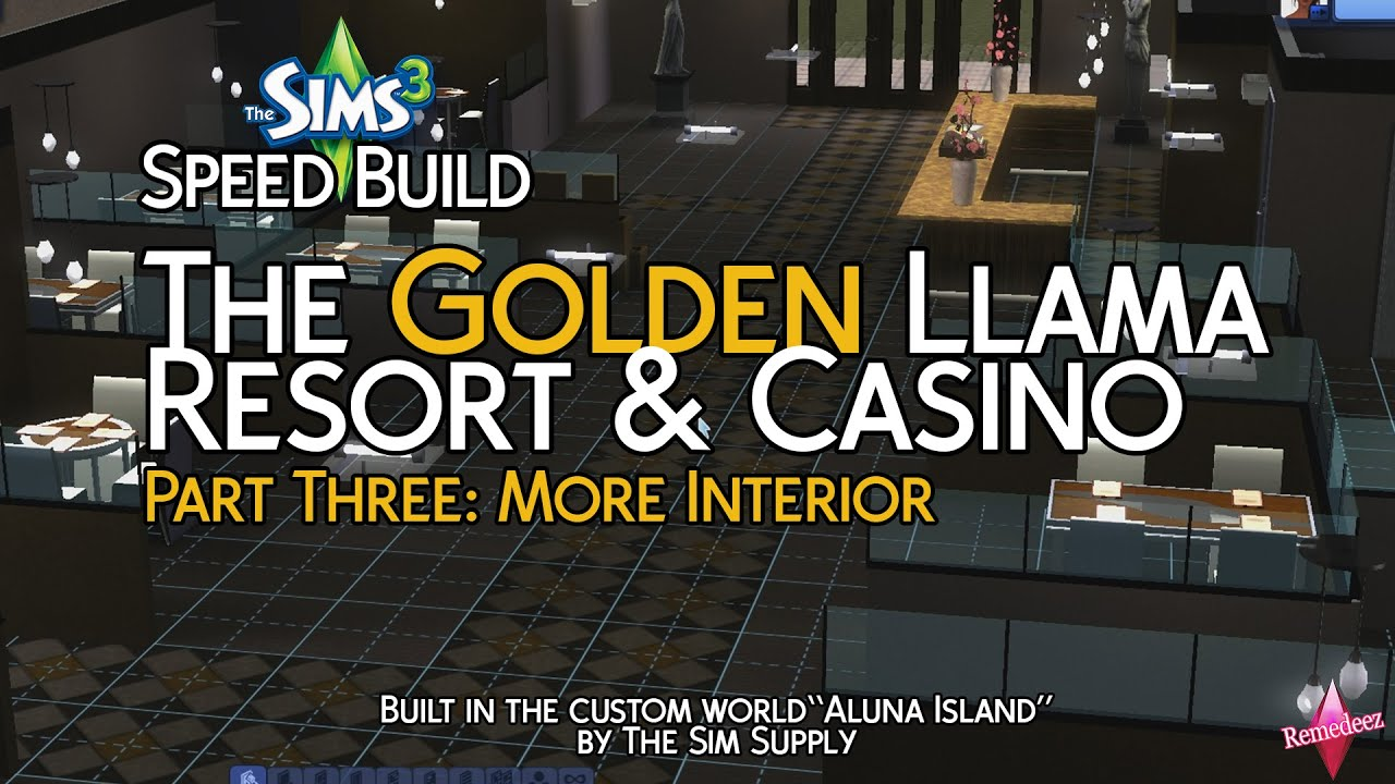 Sims 2 casino objects