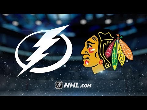 Tampa Bay Lightning vs Chicago Blackhawks – Oct.21, 2018 | Game Highlights | NHL 18/19 | Обзор матча