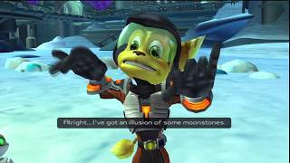 Ratchet and Clank : Going Commando -53- Illusions of Moonstones