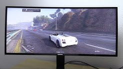 Samsung S34E790C Curved Monitor Testbericht