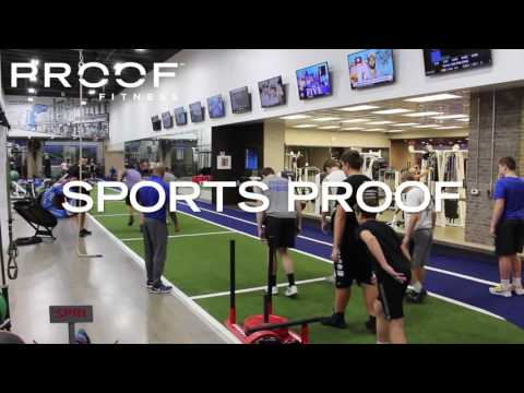 BE THE PROOF at Proof Fitness Gym in Lexington KY