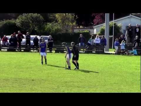 Nenagh Eire Og V Kildangan Minor hurling 2012
