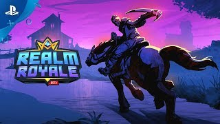 Realm Royale - Announce Trailer | PS4