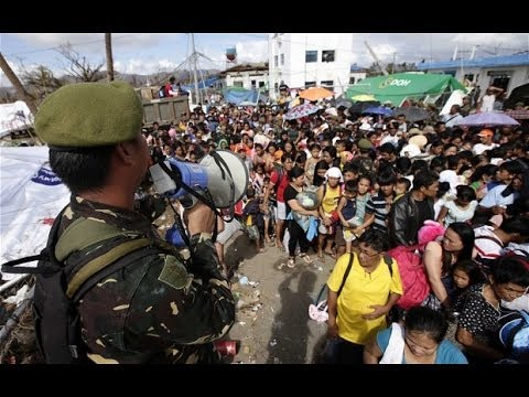 Super Typhoon Haiyan Yolanda Pulverised The Philippines Islands