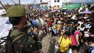 Super Typhoon Haiyan Yolanda Pulverised The Philippines Islands