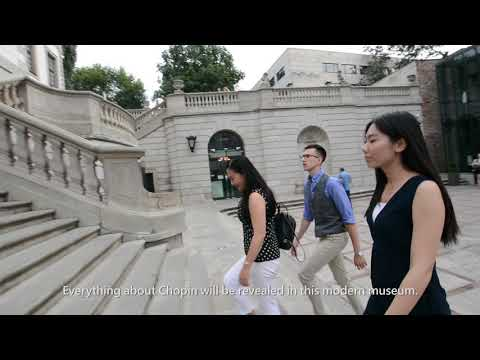 Discover Chopin's Warsaw - Chinese guide