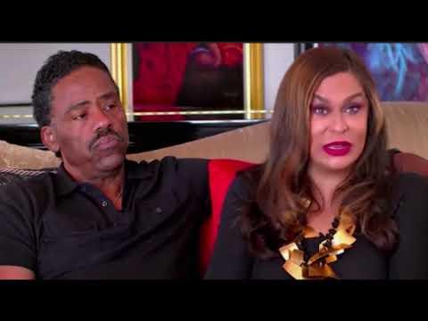 Tina Knowles and Richard Lawson Black Love recap