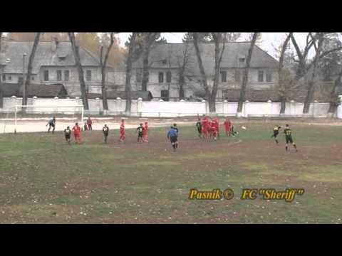Дивизион А,Олимпия-2-Локомотив (Бельцы) - Шериф 2, 1-1, 25-10-2013